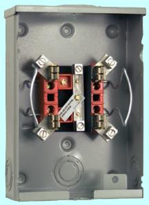 meter base wiring diagram – meter base with disconnect wiring, Wiring diagram