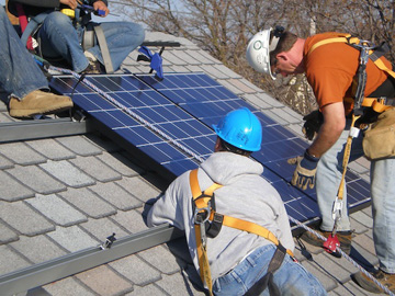 Step By Guide To Installing A Solar Photovoltaic System